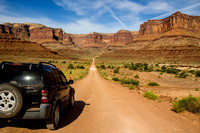 The White Rim Trail - Canyonlands National Park