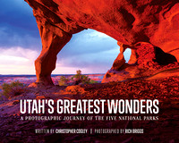 My Coffee Table Book - Utah's Greatest Wonders: A Photographic Journey of the Five National Parks