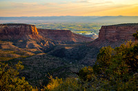 Colorado National Monument and the Grand Valley