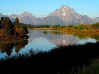 Morning on the Oxbow Bend