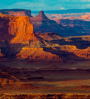 Canyonlands in the Evening
