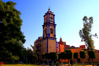Churches of Cholula Images, Mexico Photos