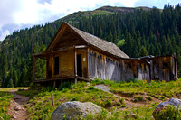 Colorado Ghost Town - Animas Forks